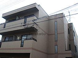 京都府京都市北区衣笠大祓町の賃貸マンションの外観