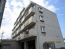 プラザエルム[4階]の外観