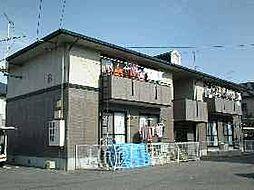 サンコート森松 B棟[101T号室]の外観