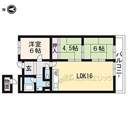 ハイコーポ長岡京C棟705号室