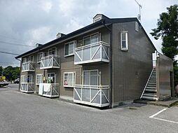 メッツ駒生[2階]の外観