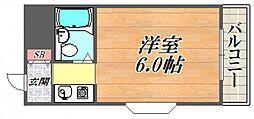 アーク上ノ島[2階]の間取り