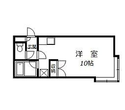 コットンハウス8[2階]の間取り