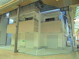 大阪府大阪市東住吉区北田辺4の賃貸マンションの外観