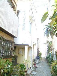 ホワイトハイツ加美[2階]の外観