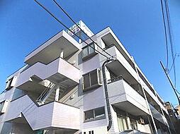 フローレス10番館[2階]の外観