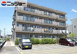 クレール桜田[3階]の外観
