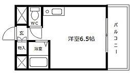 マンションSUMUS[5階]の間取り