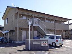 上佐鳥町新築アパート[201号室]の外観
