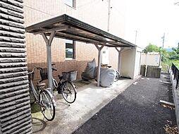 岐阜県美濃加茂市加茂野町加茂野の賃貸マンションの外観