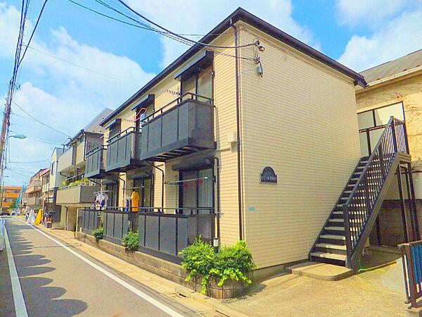 ドミール学芸大 2階の賃貸【東京都 / 目黒区】