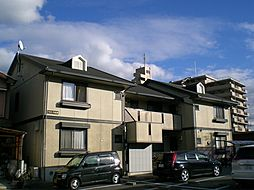 パルカーサ南京都[101号室]の外観