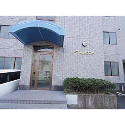 静岡県静岡市清水区大坪1丁目の賃貸マンションの外観