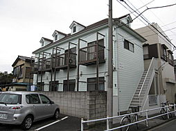 東京都葛飾区鎌倉1丁目の賃貸アパートの外観