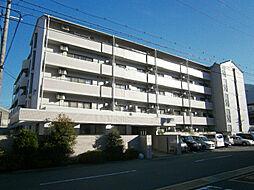 京都府京都市山科区大宅神納町の賃貸マンションの外観