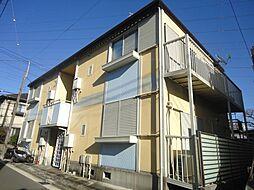 ハイツ松風[1階]の外観