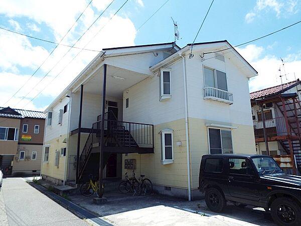 アプリーレ93A棟 2階の賃貸【石川県 / 金沢市】