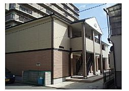 大阪府大阪市平野区加美東1丁目の賃貸アパートの外観
