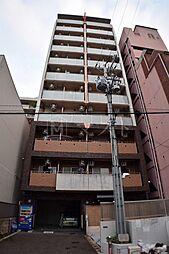 CQレジデンス大阪WEST[6階]の外観