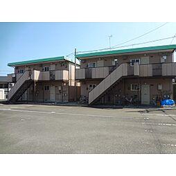 静岡県浜松市西区雄踏町山崎の賃貸アパートの外観