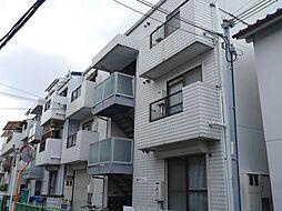 清友マンション[2階]の外観