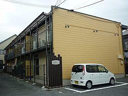 ユーハイツアヤメB棟[1階]の外観