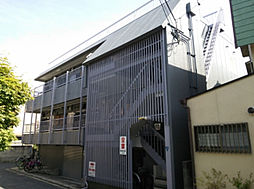 昌人ハイツ[2階]の外観
