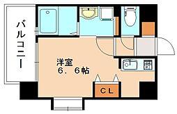 S-FORT高宮[10階]の間取り