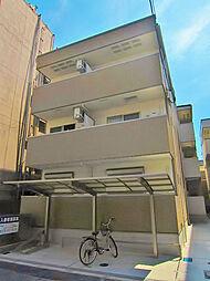 ソレイユ聖天下C[3階]の外観