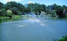 豊ケ丘南公園 400m