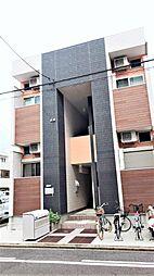 クリークコートII[1階]の外観