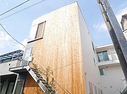 coco garden 北千住[201号室]の外観