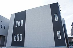 H&Mレジデンス M棟[201号室]の外観