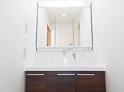「三面鏡洗面化粧台」新品