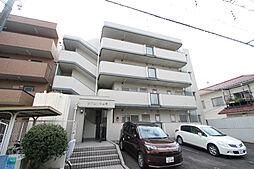 愛知県名古屋市昭和区駒方町2丁目の賃貸マンションの外観