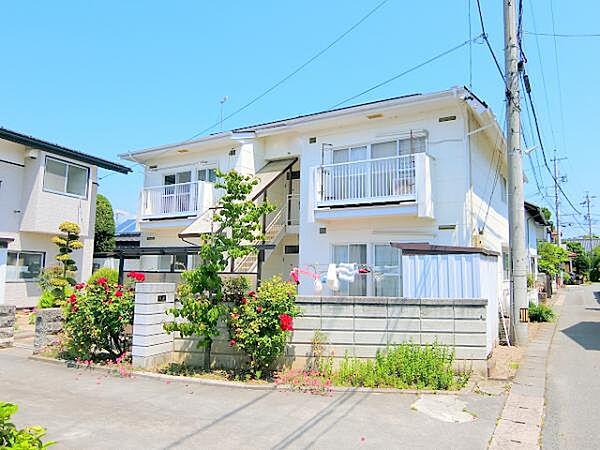 長野県長野市大字東和田の賃貸アパート