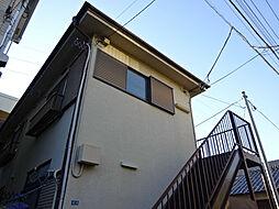 ラポーレ上尾[2階]の外観