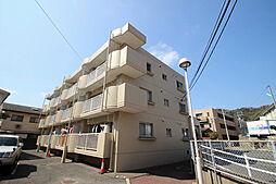 平田マンション[103号室]の外観