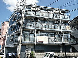 大阪府高槻市富田町2丁目の賃貸マンションの外観