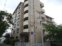 リバーコート三田[4階]の外観