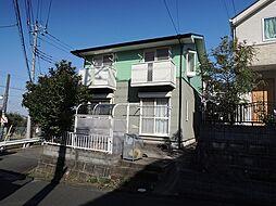 高ヶ坂ベルハイツ[202号室号室]の外観