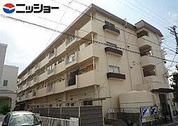 マンション久保田[4階]の外観