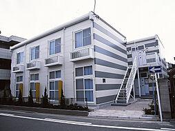 神奈川県川崎市川崎区観音1丁目の賃貸アパートの外観