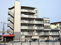 上野坂グリーンII[6階]の外観
