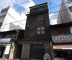 京都府京都市上京区一条通御前通東入西町の賃貸マンションの外観