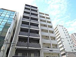 サニーハウス南堀江[604号室]の外観