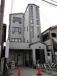 メロディハイム[1階]の外観