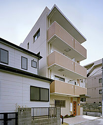 ルミエール横浜[301号室]の外観