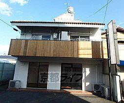 京都府京都市西京区樫原江ノ本町の賃貸マンションの外観