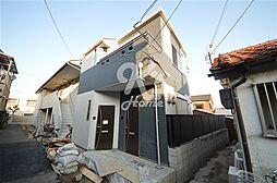兵庫県神戸市須磨区大手町3の賃貸アパートの外観